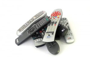 To many remotes