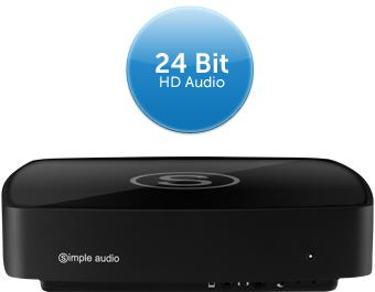 24 Bit audio