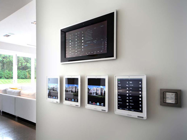 Ipad Controlled Homes