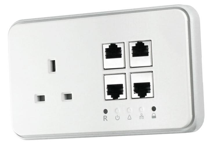 Power Ethernet PE200AV