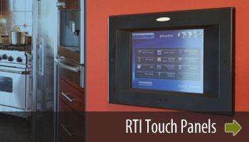 RTI Touch Panels