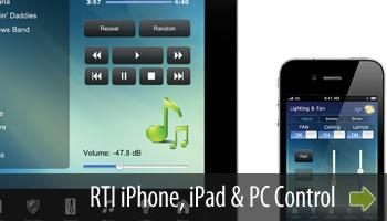 RTI iPad and PC Control