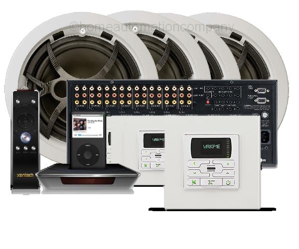 Multiroom Audio Packages