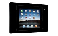 In-wall iPad dock