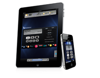 Crestrons intuitive iPad and Iphone controlled home