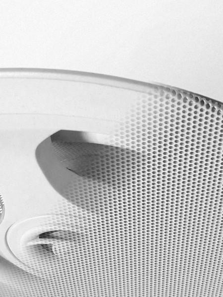 Rear In-Ceiling Speakers