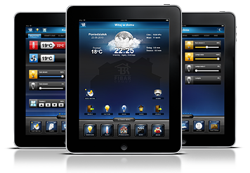 Fibaro control on iPad