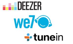 Simple Audio Radio stations